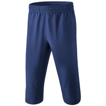 Erima 3/4 Sporthosen3/4 HOSE - 2101803K blau