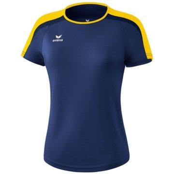 Erima Langarmshirt blau