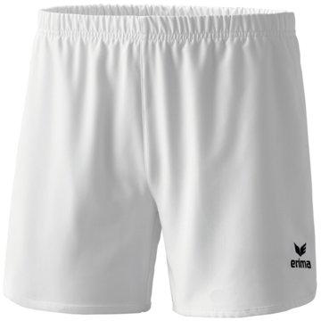 Erima TennisshortsTENNISSHORTS - 2151802 weiß
