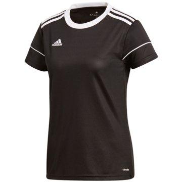 adidas FußballtrikotsSQUAD 17 JSY W - BJ9202 schwarz