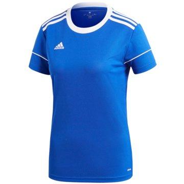 adidas FußballtrikotsSQUAD 17 JSY W - S99155 blau