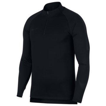 Nike SweaterDry Squad 18 Drill Top LS schwarz
