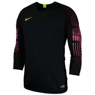 Nike FußballtrikotsNIKE GARDIEN II KIDS' LONG-SLEEVE F - 898046 schwarz