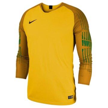 Nike FußballtrikotsNIKE GARDIEN II KIDS' LONG-SLEEVE F - 898046 gelb