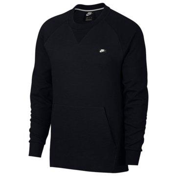 Nike SweaterOptic Crew schwarz