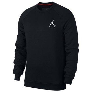 Nike SweaterJordan Jumpman Fleece Crew schwarz