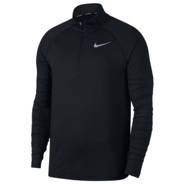 Nike SweaterElement 2.0 HZ Top schwarz