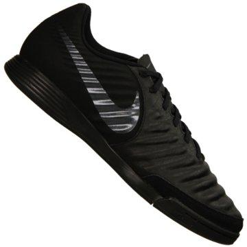 Nike Hallen-SohleTiempoX Legend VII Academy IC schwarz