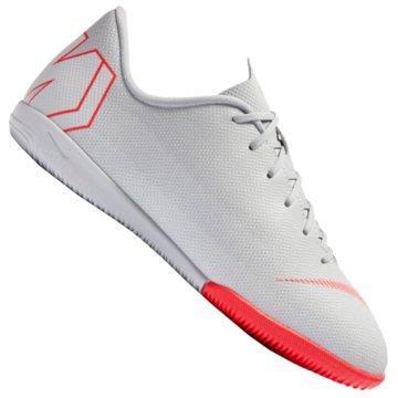 Nike Hallen-SohleJr. Mercurial Vapor 12 Academy IC weiß