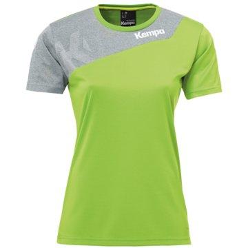 Kempa Handballtrikots grün