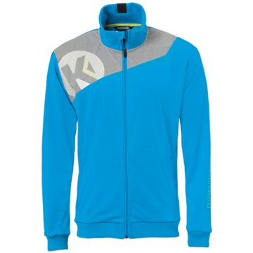 Uhlsport Trainingsjacken blau