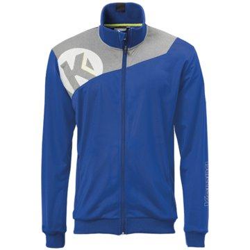 Kempa Trainingsjacken blau