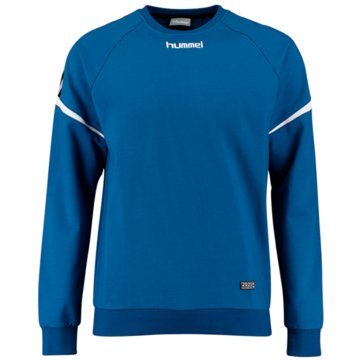 Hummel Sweater blau