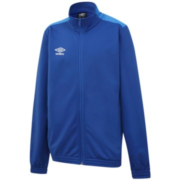 Umbro Trainingsjacken blau