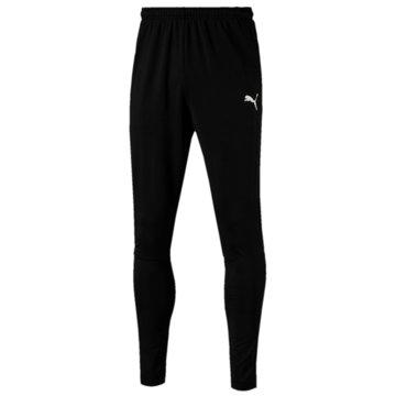 Puma Lange HosenLIGA Training Pants Pro schwarz