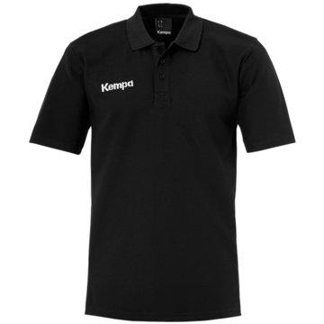 Kempa PoloshirtsCLASSIC POLO SHIRT - 2002349 6 schwarz