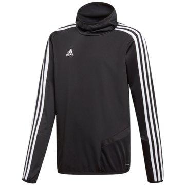 adidas SweatshirtsTiro 19 Warm Oberteil - D95952 schwarz