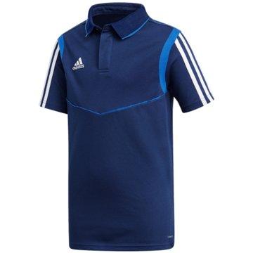 adidas PoloshirtsTIRO19 CO POLOY - DU0864 blau