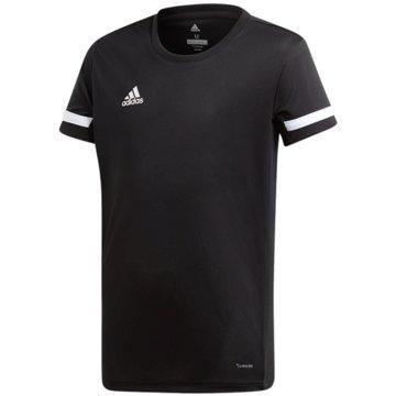 adidas T-Shirts schwarz