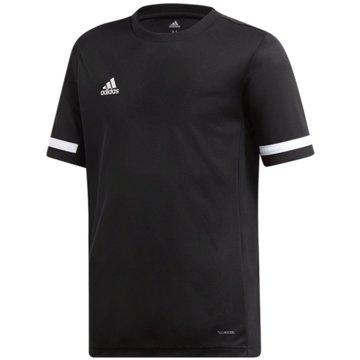adidas FußballtrikotsTEAM 19 TRIKOT - DW6791 schwarz