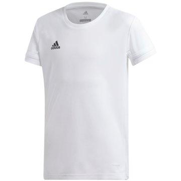 adidas T-ShirtsTEAM 19 TRIKOT - DW6884 weiß