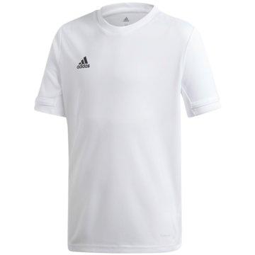 adidas FußballtrikotsTEAM 19 TRIKOT - DW6885 weiß