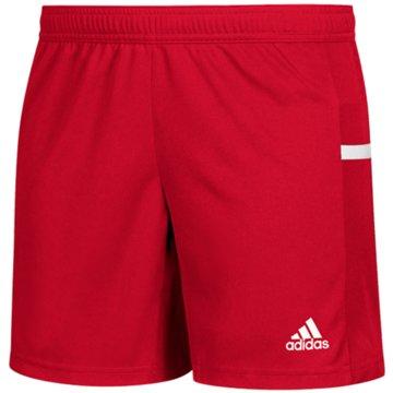 adidas FußballshortsT19 KN SHO W - DX7296 rot