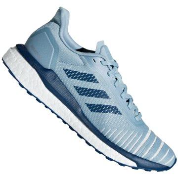 adidas RunningSOLAR DRIVE W blau