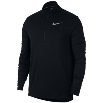 Nike SweaterTherma-Sphere Element Top HZ schwarz