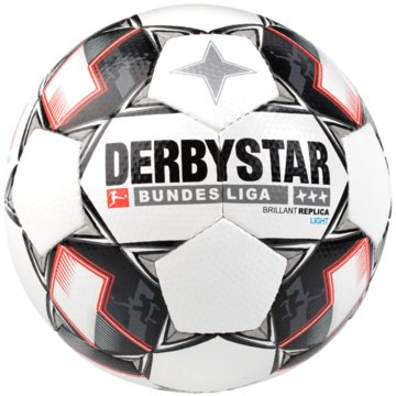 Derby Star BälleBundesliga Brillant Replica Light weiß