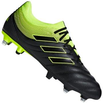 adidas Stollen-SohleCopa 19.3 SG Fußballschuh - CG6920 schwarz