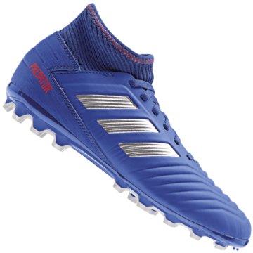 adidas Nocken-SohlePredator 19.3 AG Fußballschuh - D98006 blau