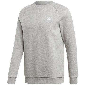 adidas SweaterESSENTIAL CREW - DV1642 grau