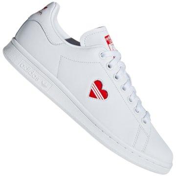 adidas Sneaker LowSTAN SMITH W weiß