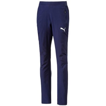 Puma Trainingshosen blau