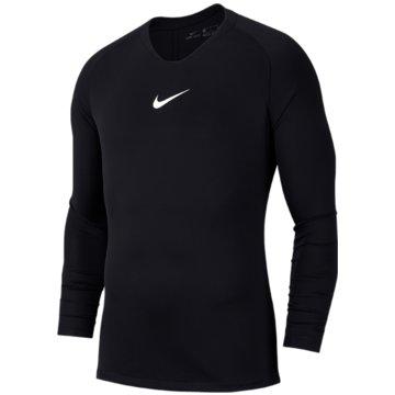Nike FußballtrikotsNIKE DRI-FIT PARK FIRST LAYER KIDS' - AV2611 schwarz
