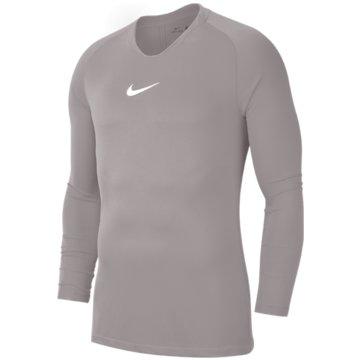 Nike FußballtrikotsNike Dri-FIT Park First Layer - AV2611-057 grau