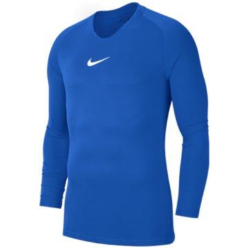 Nike FußballtrikotsNike Dri-FIT Park First Layer - AV2611-463 blau