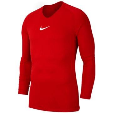 Nike FußballtrikotsDRI-FIT PARK FIRST LAYER KIDS - AV2611 657 rot