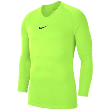 Nike FußballtrikotsDRI-FIT PARK FIRST LAYER - AV2611-702 grün