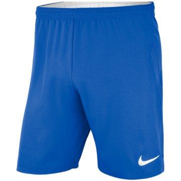 Nike FußballshortsNike Dri-FIT Laser IV - AJ1261-463 blau