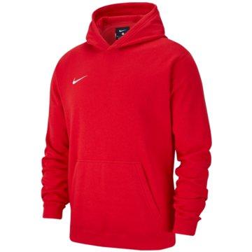 Nike HoodiesCLUB19 - AJ1544-657 rot