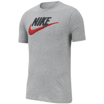 Nike T-ShirtsSPORTSWEAR - AR4993-063 grau