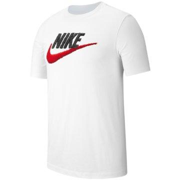 Nike T-ShirtsNike Sportswear Men's T-Shirt - AR4993-100 weiß