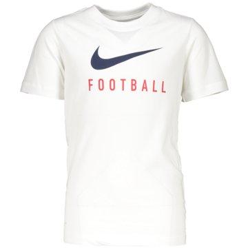 Nike T-Shirts weiß
