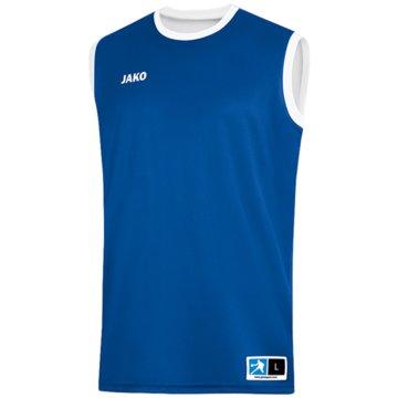 Jako BasketballtrikotsWENDETRIKOT CHANGE 2.0 - 4151 4 blau