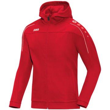 Jako Sweater rot
