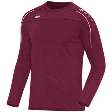 Jako SweatshirtsSWEAT CLASSICO - 8850 rot