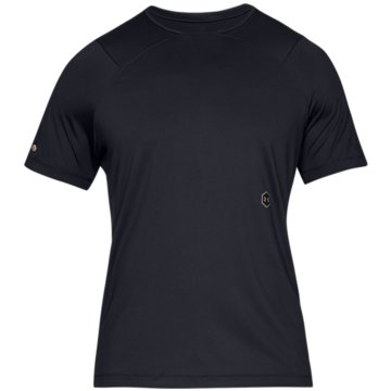 Under Armour FunktionsshirtsRush Fitted SS Tee schwarz