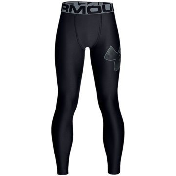 Under Armour SlipsJUNGEN HEATGEAR® ARMOUR LEGGINGS - 1331723 schwarz